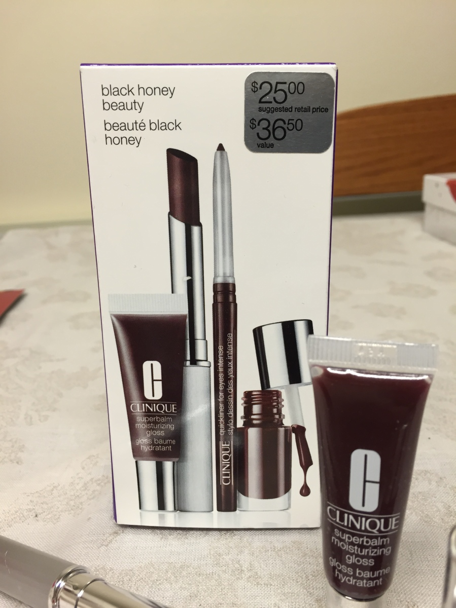 Clinique Black Honey Beauty Set Review